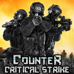 Counter Critical Strike CS: Army Special Force FPS (MOD, Unlimited Money) 3.0
