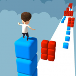 Cube Tower Stack Surfer 3D – Race Free Games 2020 (MOD, Unlimited Money) 1.5