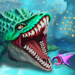 Dino Water World 3D (MOD, Unlimited Money) 1.20