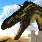 Dinosaurs Jigsaw Puzzles Game – Kids & Adults (MOD, Unlimited Money) 25.1