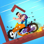 Dismounting Masters (MOD, Unlimited Money) 1.06