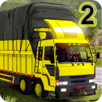 Euro Truck Transport Simulator 2: Cargo Truck Game (MOD, Unlimited Money) 1.3
