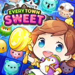 Everytown Sweet: Match 3 Puzzle (MOD, Unlimited Money) 7.3