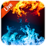 Fire and Ice Live Wallpaper (Premium Cracked) 2.2.0.2540