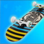 Freestyle Extreme Skater: Flippy Skate (MOD, Unlimited Money) 1.0