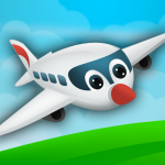 Fun Kids Planes Game (MOD, Unlimited Money) 1.0.8