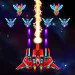 Galaxy Attack: Alien Shooter (MOD, Unlimited Money) 28.6