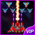 Galaxy Attack: Alien Shooter   (MOD, Unlimited Money) 31.9