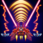 Galaxy Invader: Space Shooting (MOD, Unlimited Money) 2.5