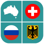 Geography Quiz – flags, maps & coats of arms (MOD, Unlimited Money) 1.5.8
