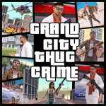 Grand City Thug Crime Gangster (MOD, Unlimited Money) 2.18