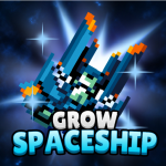 Grow Spaceship – Galaxy Battle (MOD, Unlimited Money) 5.2.6