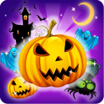 Halloween Smash 2020 – Witch Candy Match 3 Puzzle (MOD, Unlimited Money) 2.7.1
