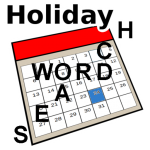 Holiday Word Search Puzzles (MOD, Unlimited Money) 3.8.2
