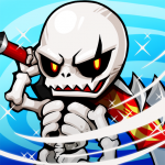 IDLE Death Knight – Auto, Clicker, AFK, RPG (MOD, Unlimited Money) Varies with device 1.2.12315