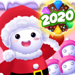 Ice Crush 2020 -A Jewels Puzzle Matching Adventure (MOD, Unlimited Money) 3.4.5