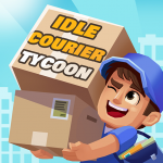 Idle Courier Tycoon – 3D Business Manager (MOD, Unlimited Money) 1.3.0
