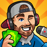 Idle Tuber – Become the world's biggest Influencer (MOD, Unlimited Money) 1.4.2