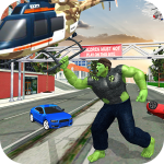 Incredible City Monster Hero Survival   (MOD, Unlimited Money) 3.9
