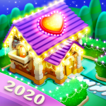 Jewel Witch — Magical Blast Free Puzzle Game (MOD, Unlimited Money) 8.7.6