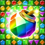 Jungle Gem Blast: Match 3 Jewel Crush Puzzles (MOD, Unlimited Money) 4.2.5