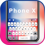 Keyboard for Phone X (MOD, Unlimited Money) 7.0