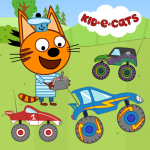 Kid-E-Cats: Kids racing. Monster Truck (MOD, Unlimited Money) 1.1.2