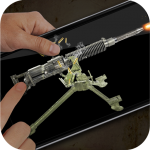 Machine Gun Simulator Ultimate Firearms Simulator (MOD, Unlimited Money) 1.8