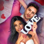 Magic Red Rose Story –  Love Romance Games (MOD, Unlimited Money) 1.22 -googleplay