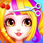 Magical Hair Salon: Girl Makeover (MOD, Unlimited Money) 1.1.5