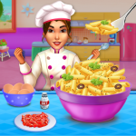 Make pasta cooking kitchen (MOD, Unlimited Money) 1.7