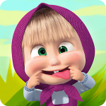 Masha and the Bear Child Games (MOD, Unlimited Money) 3.3.8