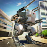 Mech Wars: Multiplayer Robots Battle (MOD, Unlimited Money) 1.418