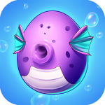 Merge Mermaids-design home&create magic fish life. (MOD, Unlimited Money) 1.0.13