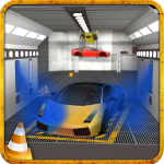 Multi-Storey Car Parking Spot 3D: Auto Paint Plaza (MOD, Unlimited Money) 1.7