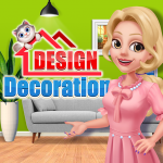 New Home – Design Book (MOD, Unlimited Money) 1.8.2