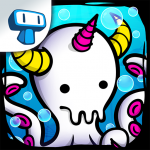 Octopus Evolution 🐙 Squid, Cthulhu & Tentacles  (MOD, Unlimited Money) 1.2.7