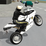Police Motorbike Driving Simulator (MOD, Unlimited Money) 1.03