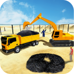Real City Road Construction 3D (MOD, Unlimited Money) 1.3