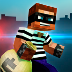🚔 Robber Race Escape 🚔 Police Car Gangster Chase (MOD, Unlimited Money) 3.9.4
