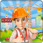 School Building Construction Site: Builder Game (MOD, Unlimited Money) 1.0.8