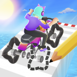 Scribble Rider (MOD, Unlimited Money) 1.600