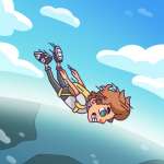 SkyDive Adventure by Juanpa Zurita (MOD, Unlimited Money) 1.0.9