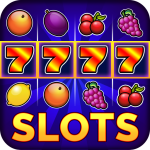 Cyber Slots – Casino slot machines free   (MOD, Unlimited Money) 2.2