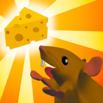 Snappy Mouse Run – Dizzy Running (MOD, Unlimited Money) 1.46