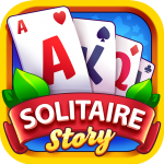 Solitaire Story – TriPeaks – Free Card Journey (MOD, Unlimited Money) 3.21.1