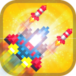 Space Captain: Galaxy Shooter (MOD, Unlimited Money) 2.5.5