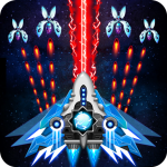 Space shooter – Galaxy attack – Galaxy shooter (MOD, Unlimited Money) 1.469