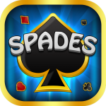 Spades Free – Multiplayer Online Card Game   (MOD, Unlimited Money) 2.0.3