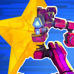Star Robots. Fun Multiplayer TPS Shooter (MOD, Unlimited Money) 0.0.96